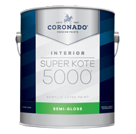 Super Kote 5000® Interior Paint - Semi-Gloss