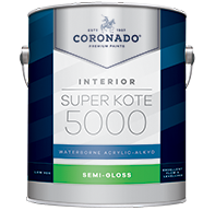 Super Kote 5000 Waterborne Acrylic-Alkyd - Semi-Gloss