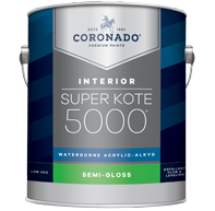 Super Kote 5000® Waterborne Acrylic-Alkyd - Semi-Gloss