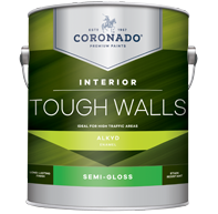Tough Walls Alkyd Semi-Gloss Enamel