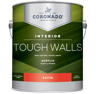 Tough Walls Acrylic Paint & Primer - Satin