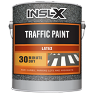 Picture of Latex Traffic Paint - Yellow