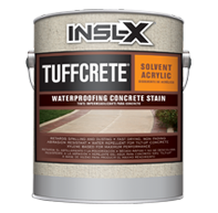 TuffCrete® Solvent Acrylic Concrete Waterproofing Stain