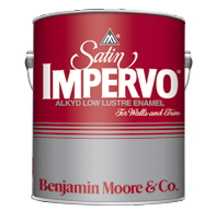 Satin Impervo Alkyd Low Lustre Paint