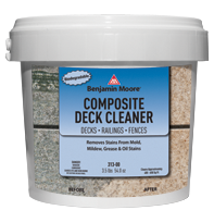 Benjamin Moore Composite Deck Cleaner (313)