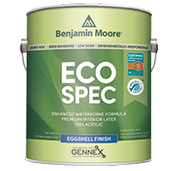 Eco Spec<sup><small>®</small></sup> WB Interior Latex Paint