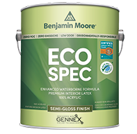 Eco Spec WB Paint – Semi-Gloss
