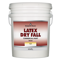 Benjamin Moore Latex Dry Fall – Flat