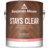 Benwood<sup><small>®</small></sup> Stays Clear® Acrylic Polyurethane
