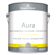 Aura<sup><small>®</small></sup> Waterborne Interior/Exterior Color Foundation