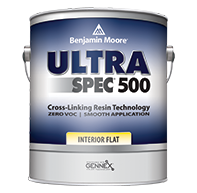 Ultra Spec<sup><small>®</small></sup> 500 — Interior Paint