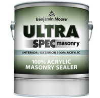Ultra Spec<sup><small>®</small></sup> Masonry Products