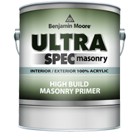 Ultra Spec Masonry Int/Ext Acrylic High Build Masonry Primer