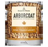 ARBORCOAT Stain- Semi Transparent
