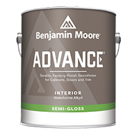 ADVANCE Interior Paint- Semi-Gloss