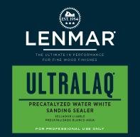 Picture of UltraLaq® Precatalyzed Water White Vinyl Sanding Sealer