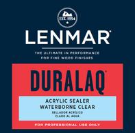 Picture of DuraLaq® Waterborne Acrylic Sealer