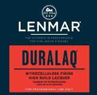 Lenmar® Nitrocellulose Clear Lacquers