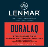 Lenmar® Nitrocellulose Pigmented Lacquers