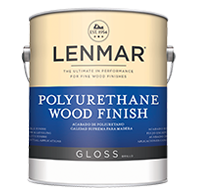 Picture of Polyurethane Wood Floor Finish - Gloss