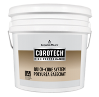 Quick-Cure System Polyurea Basecoat – Flat