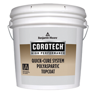 Quick-Cure System Polyaspartic Topcoat – Gloss