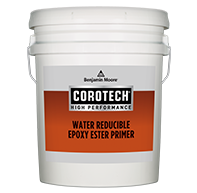 Water Reducible Epoxy Ester Primer