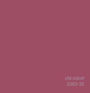 Benjamin Moore Old Claret 2083-30