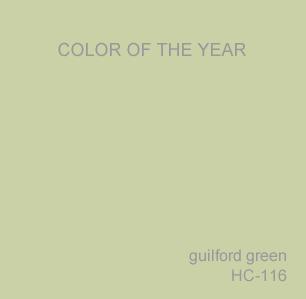 Benjamin Moore Guilford Green HC - 116