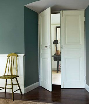 Benjamin Moore High Park 467 in Regal Select Matte