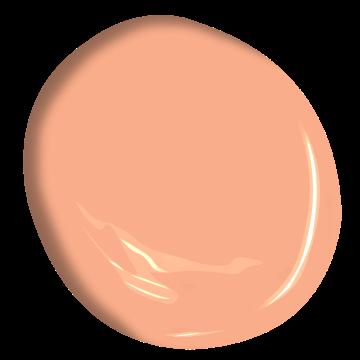 Intense Peach