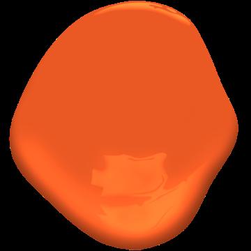 Festive Orange