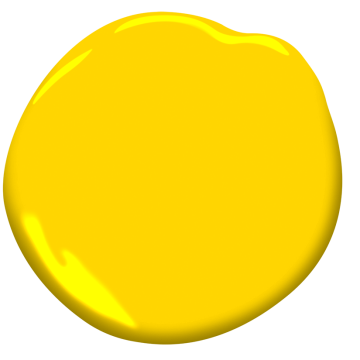 Benjamin Moore Yellow House Paint Colors - Palette 06