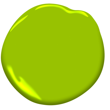 Lime Green 2026 10 Benjamin Moore