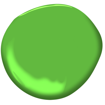 Lucky Charm Green