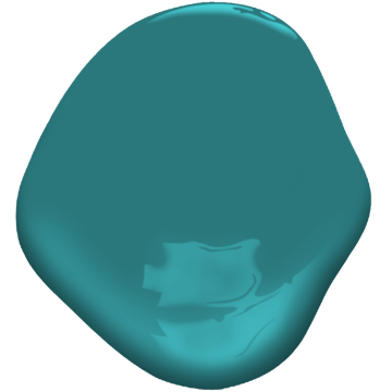Teal Ocean