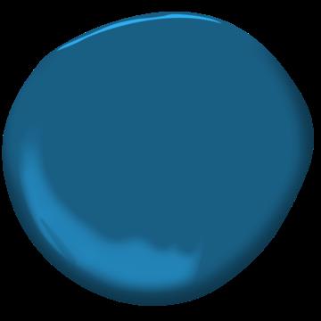 Bleu Bermudes