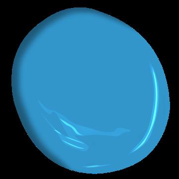 Clearest Ocean Blue
