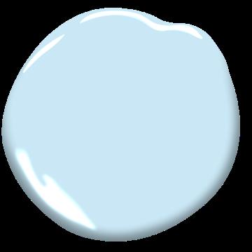 Bleu Timide