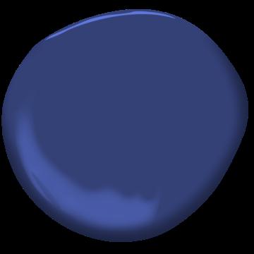 Bleu Nuit Étoilée
