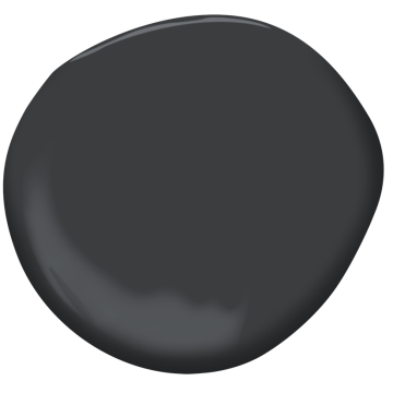 Black Iron 2120-20 | Benjamin Moore