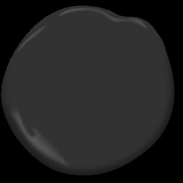 black 2132 10 benjamin moore. Black Bedroom Furniture Sets. Home Design Ideas