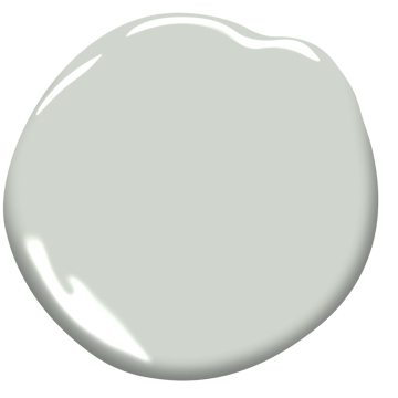 Gray Cashmere 2138-60 | Benjamin Moore