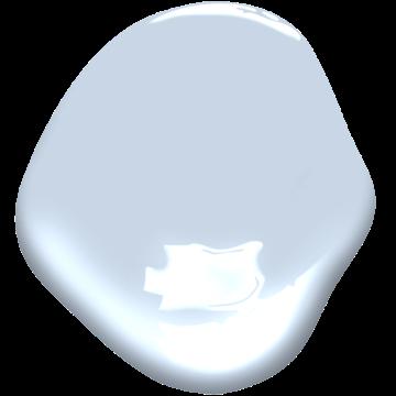 Voile Bleuté