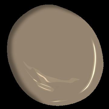 Taupe Fedora