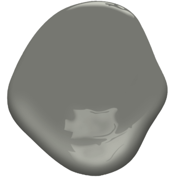 amherst gray hc-167 | benjamin moore