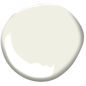 Benjamine Moore OC-125 Moonlight White