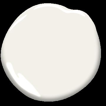 Benjamine Moore PM-13 Atrium White